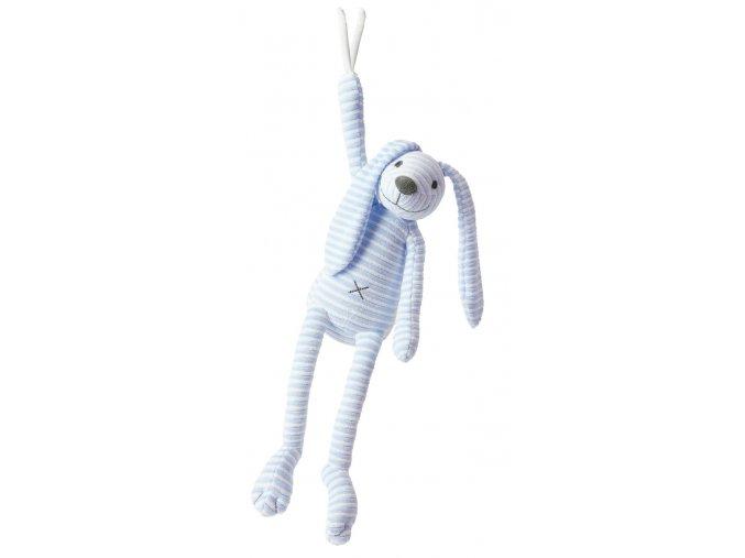 detska-plysova-hracka-happy-horse-kralicek-reece-hudebni-34-cm modra