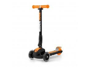detska kolobezka milly mally magic scooter orange