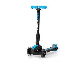 detska kolobezka milly mally magic scooter blue