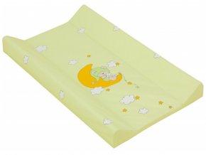 detska prebalovaci podlozka mekka scarlett zelena 70 x 50 cm