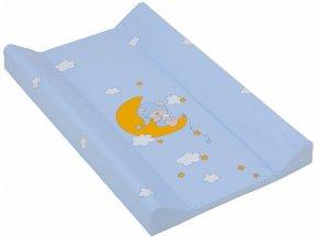 detska prebalovaci podlozka tvrda scarlett modra 80 x 50 cm