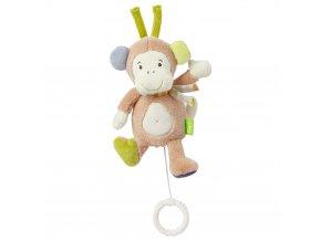 detska hracka na kocarek baby fehn monkey donkey mini opice