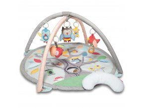 detska hraci deka skip hop kamaradi ze stromu s hrazdou paste