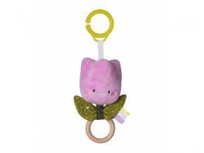 detska hracka na kocarek taf toys vibrujici sova obi