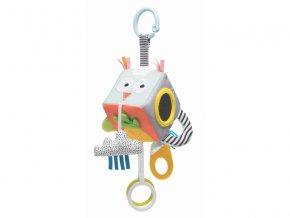 detska hracka na kocarek taf toys kostka ptacek