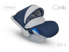 detska autosedacka camarelo kite canillo 0 13 kg cn 1