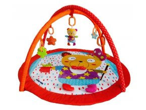 detska hraci deka baby mix medved kouzelnik