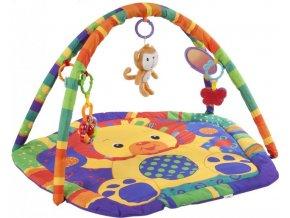 detska hraci deka sunbaby lvicek