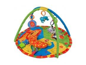 detska hraci deka sunbaby slonik a pratele