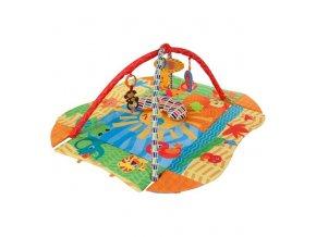 detska hraci deka sunbaby safari