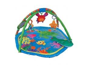 detska hraci deka sunbaby koralovy utes