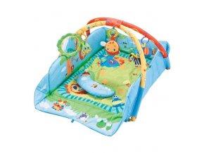 detska hraci deka sunbaby barevne safari