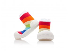detske boticky attipas rainbow white s