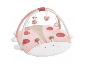 detska hraci deka baby fehn garden 3d