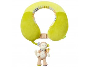 detsky nakrcnik baby fehn monkey donkey opicka