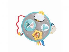 detska edukacni hracka taf toys mesicek pultik s aktivitami