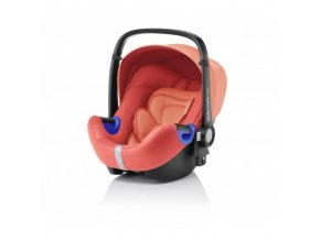 detska autosedacka britax romer baby safe i size 0 13 kg coral peach