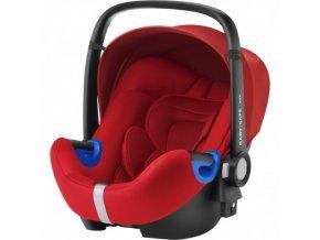 detska autosedacka romer baby safe i size 0 13 kg flame red