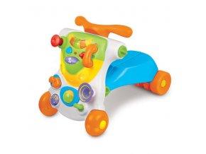 Dětská edukační hračka Weina interaktivní odrážedlo multifunkční
