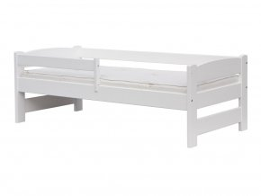 detska postel scarlett sisi 165 x 75 cm bila