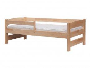 detska postel scarlett sisi 165 x 75 cm prirodni