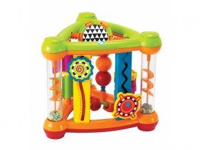 detska edukacni hracka b kids busy baby centrum aktivit