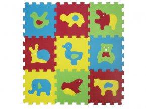 detske penove puzzle ludi zviratka basic
