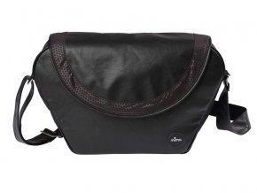 taska na kocarek mima trendy flair cerna