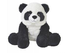 detska plysova hracka happy horse panda pearce 32 cm
