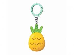 detska hracka na kocarek taf toys ananas činely