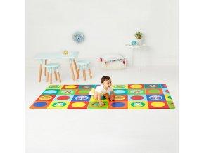 detska hraci podlozka oboustranna skip hop zoo 2