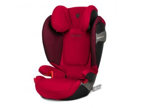 detska autosedacka cybex solution s fix 15 36 kg ferrari 2019 racing red