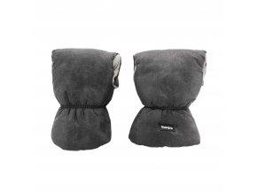 rukavice na kocarek zopa grey