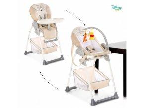 detska jidelni zidlicka hauck sit n relax 2 v 1 2019 pooh cuddles