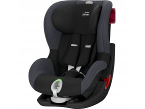 detska autosedacka britax romer king ii ls black 9 18 kg cool flow black