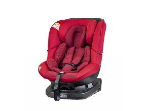 detska autosedacka coletto millo isofix 0 18 kg red