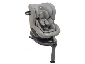 detska autosedacka joie i spin 360 grey flannel