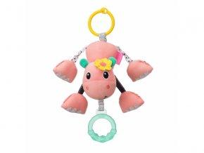 detska hracka na kocarek infantino hroch s aktivitami