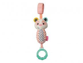 detska hracka na kocarek infantino cinkajici panda