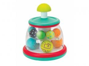 detska edukacni hracka b kids hraci pult s rotujicimi micky