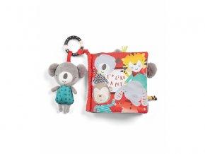 detska hracka na kocarek mamas papas knizka koala koko
