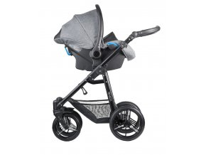 detska autosedacka venicci shadow 0 13 kg denim grey