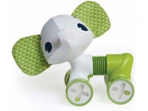 detska edukacni hracka tiny love slon jezdici samuel