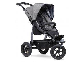 sportovni detsky kocarek tfk mono air premium grey