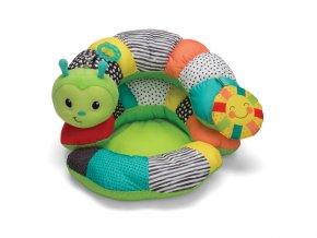 detska hracka infantino polstarek 2 v 1