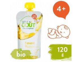 ovocny prikrm od ukonceneho 4 mesice kendamil good gout bio banan 120 g