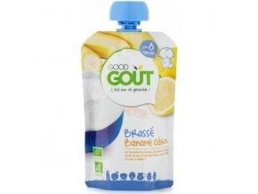 bananovy jogurt s citronem od ukonceneho 6 mesice kendamil good gout bio 90 g