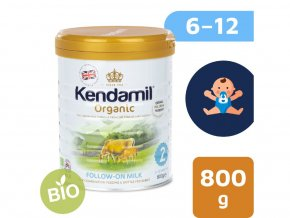 bio organicke plnotucne mleko kendamil 2 800 g pokracovaci mleko 2