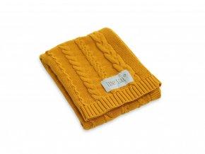 detska deka tiny star bavlnena 80 x 100 cm horticova