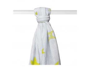 detska osuska xkko bmb stars bambusova 90 100 cm lemon